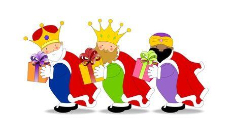 Hoy es día de Reyes