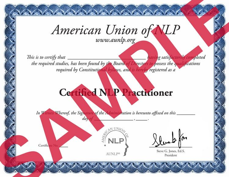 Título American Union of NLP