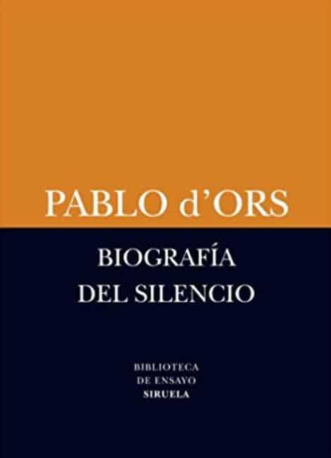 Libro: Biografía del silencio