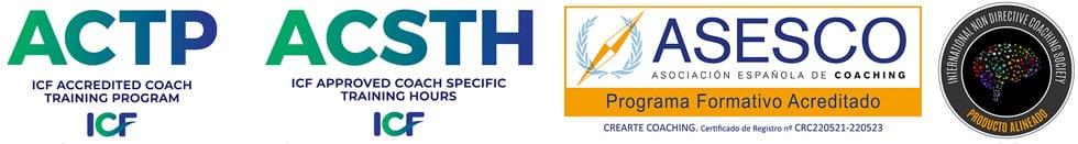 Certificaciones Curso Experto en Coaching de Crearte